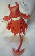 Vintage Inspired Spun Cotton , Devil Girl Halloween image 2