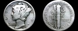 1943-D Mercury Dime Silver - $4.99