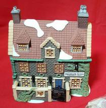 Heritage Village Collection Dickens Village Series Dedlock Arms 57525 De... - $38.68