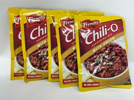 5 Frenchs Chili-O Seasoning Mix with Onion 2.25 oz ea Packet exp 01/2023 - $21.78