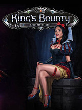 Kings Bounty Dark Side PC Steam Code Key NEW Download Game Fast Region Free - $7.65