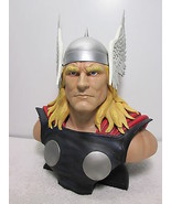 Marvel Thor Legendary Scale Bust 13in. Tall 231/500 - Sideshow 2008 - $217.69