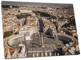 "Pingo World 0429QB0N5QS ""Rome Vatican Saint Peter Square Skyline"" Galler... - $43.51"