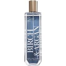 Bath and Body Works Birch and Argan Fine Fragrance Mist 8 Ounce Fall 2017 - $16.33