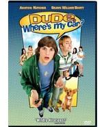 Dude, Where's My Car? - $22.52