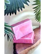 black raspberry vanilla soap, bar soap, bathing soap, health and beauty,... - $4.00