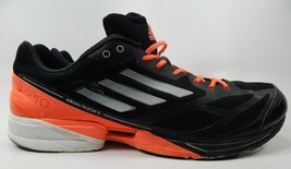 Adidas AdiZero Feather 2 Size US 13 M (D) EU 48 Men's Running Shoes Black G61900