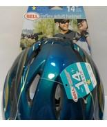 Bell Reflex Adult Helmet M/L  Blue Age 14+ NEW - $19.33