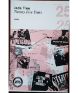 "Jade Tree Twenty Five Years Cardstock Promo Poster 11"" x 17""   - $7.95"