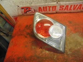 08 07 06 Mazda 6 sedan oem drivers left inner trunk mounted brake tail l... - $19.79