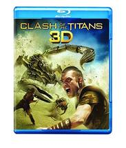 Clash of the Titans [3D + Blu-Ray + DVD]
