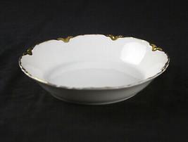 Hutschenreuther The Blenheim Coupe Soup Salad Bowl, Antique Racine White... - $37.17