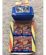 1993 Bowman Baseball Hobby 1/2 Box - 12 Packs - Derek Jeter Rookie??? - $124.95