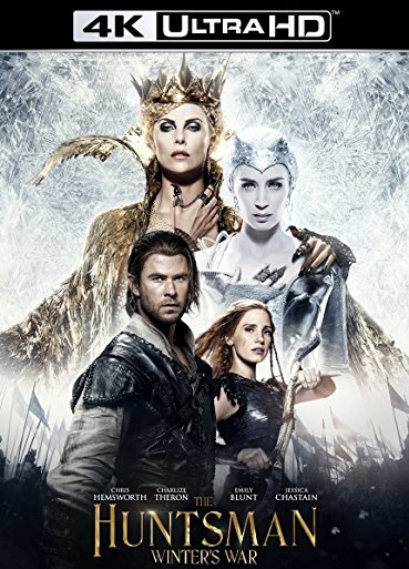 The Huntsman: Winter's War [4K Ultra HD + Blu-ray]
