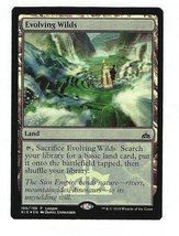 Magic the Gathering MTG Promo Foil League Card Evolving Wilds Rivals of ... - $7.95