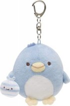 San-x Sumikkogurashi Friends of White bear Hanging Plush Doll penguin MX... - $15.54