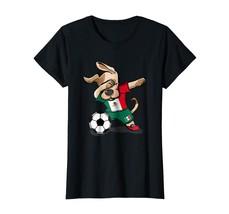 Dog Fashion - Dog Dabbing Soccer Boy Mexico Jersey Shirt Mexican Footbal... - $19.95+