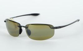 Maui Jim Hookipa Reader HT807-1115 Polarized Sunglasses +1.5 -Smoke Grey... - $148.71
