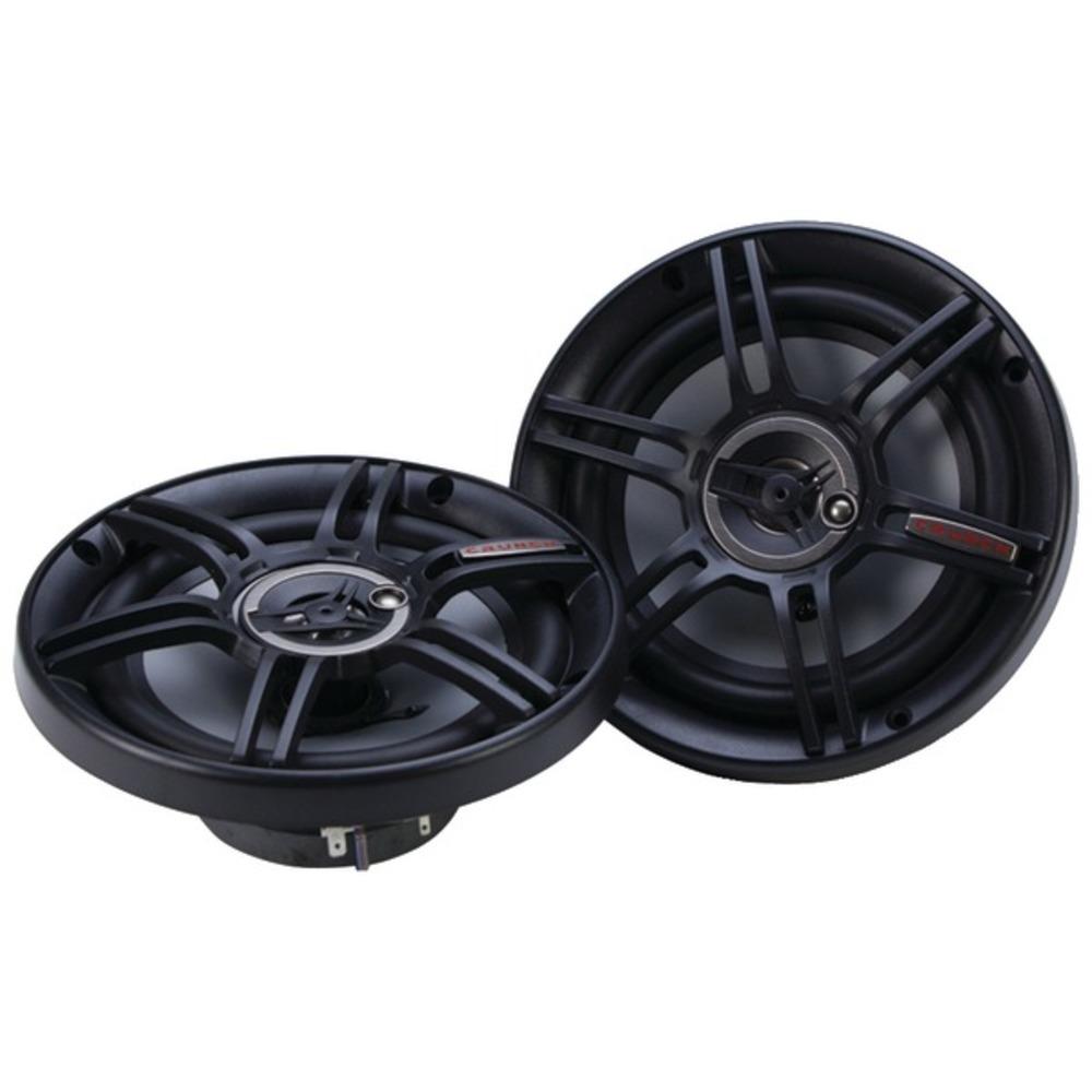 Crunch CS653 CS Series Speakers (6.5, 3 Way, 300 Watts)