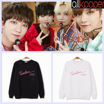 KPOP Long Sleeve Letter Sweater Casual Sweatershirt Autumn Top S.COUPS T... - $12.99