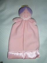 Gerber Pink Purple Baby Girl Doll Security Blanket Lovey Satin Princess ... - $148.48