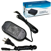 Hqrp Ac Adapter Charger For Canon FS20 FS21 FS22 FS30 FS31 FS200 FS300 - $17.90