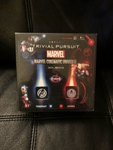 NEW Trivial Pursuit MARVEL Cinematic Universe Volume 1 New Sealed Package - $123.49