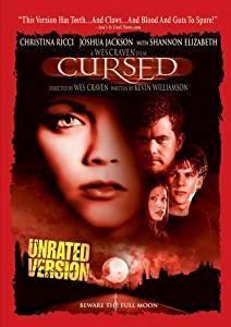 Cursed Dvd