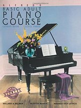 Alfred's Basic Adult Piano Course Lesson Book, Bk 3 [Paperback] [Jul 01,... - $8.91