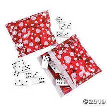 Dominoes with Valentine Case - $12.49