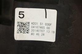 13-16 Mazda CX-5 CX5 Headlight Lamp Halogen Passenger Right RH image 11