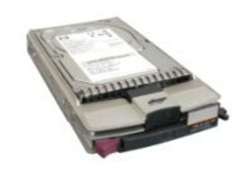 HP/Compaq 163587-002 18GB 10000 RPM 80-pin Ultra160 SCSI 3.5 Inch Hard Drive, Us