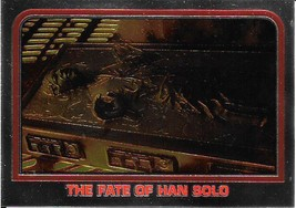 1999 Topps Star Wars Chrome Archives #52 The Fate Of Han Solo > Carbonite - $1.49
