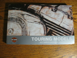 2011 Harley-Davidson Touring Owner's Owners Manual Road King Electra Glide  - $54.45