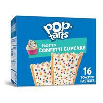 Pop-Tarts, Toaster Pastries, Frosted Confetti Cupcake, 16 Ct - $7.00