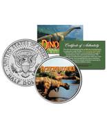 PACHYCEPHALOSAURUS ** Collectible Dinosaur ** JFK Half Dollar US Colorized Coin - $8.56