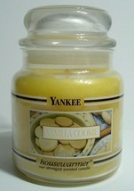 New Yankee Candle 14.5 Ounce Vanilla Cookie Housewarmer Jar - $24.70