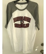 Florida State Seminoles College University School Fan Champion T Shirt X... - $18.49