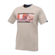 Dare2b Camiseta de Manga Corta Deportivo Correr Gimnasio Simple Rápido Moto - $24.45