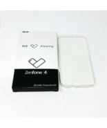 Asus Zenfone 4 ZE554KL Protective Kit Crystal Clear back cover - Clear - $4.05