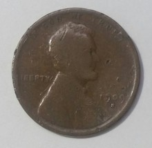 1909S VDB LINCOLN PENNY CENT COIN LOT# E 16