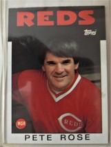 Pete Rose 1986 Topps #721 - $9.00