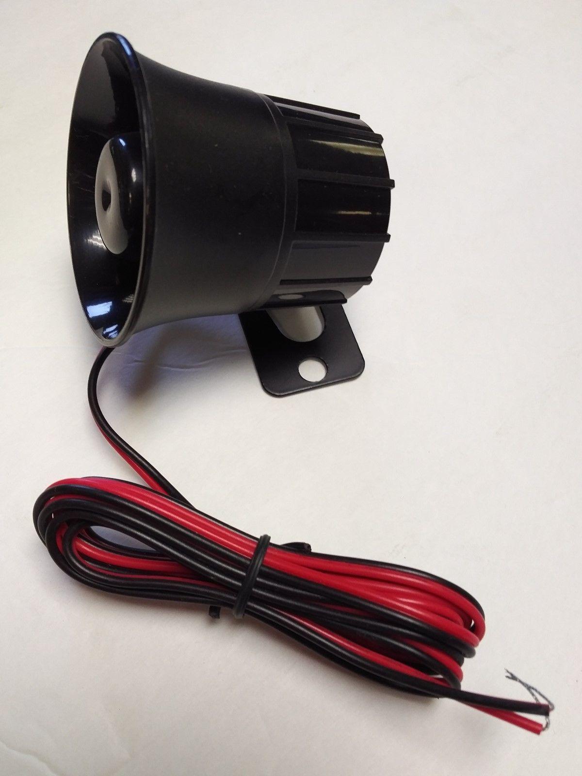 Compustar OEM 6 Tone Siren 103 DB Car Alarm and 50 similar items