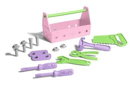 Green Toys Tool Set-Pink, Assorted - $28.55