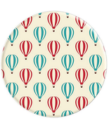 Beautiful Hot Air Balloon Pattern Abq NM - PopSockets Grip and Stand for... - $15.00