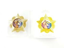Hallmark Keepsake Star of the Nativity Christmas Ornaments New in Box - $12.50