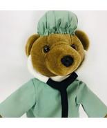 Doctor Nurse Bear Plush Cuddle Me Toys Surgery Stethoscope Stuffed Anima... - $29.69
