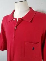 Ralph Lauren Polo Shirt mens shirt Size XXL red - $19.00