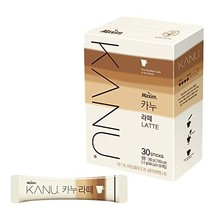 [KANU]Kanu Latte coffee 30T1BOX/Made in Korea/ KoreaDrama Goblin - Gong ... - $19.50