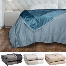 Berkshire Activated Knit Full/Queen Blanket - Velvety Plush - $58.99